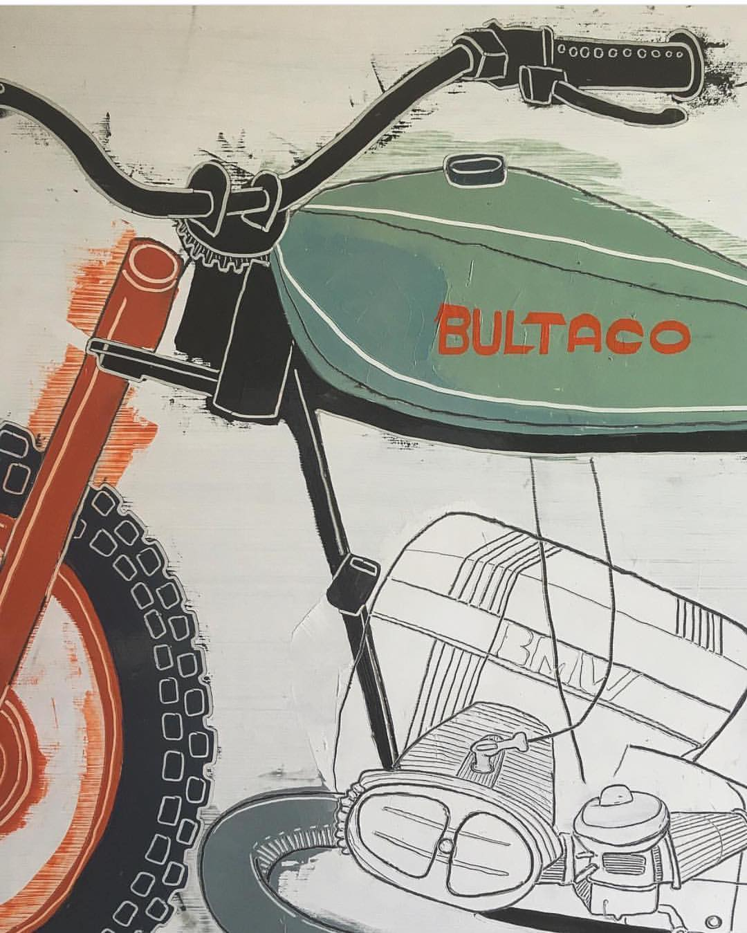 Taco-Punk BMW R80